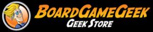 Boardgamegeek Geek store logo