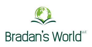 Bradan's world logo