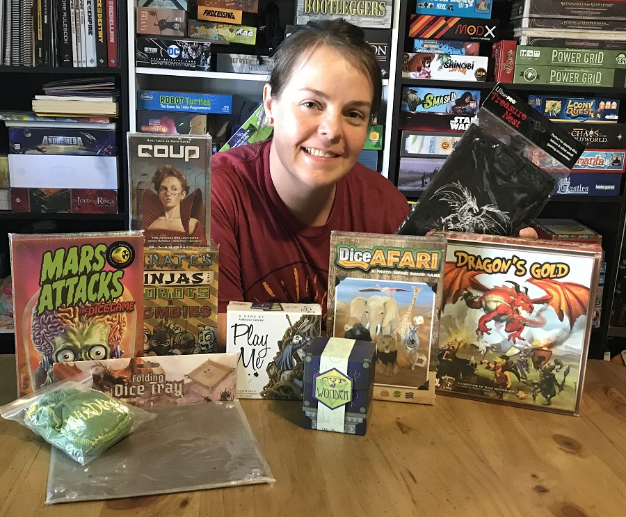 Dice Game Depot donations