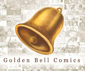 Golden Bell Games logo