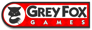 Grey Fox Games logo