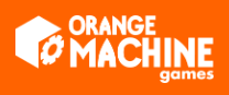 Orange Machine Games logo